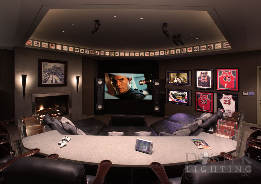Home Theater Design Company Inspiration Decorating Design