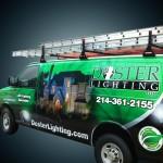 Doster Lighting Van