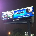 Our Billboard at Lemmon & Toll Road