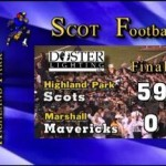 Highland Park Scots State Championship Sponsor, 2005