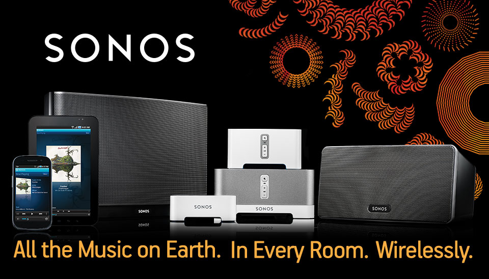 New Sonos Wireless Audio Options All Over Your Home Postgreen. New Sonos Wireless Audio Options All Over Your Home. Wiring. Sonos Wiring Whole House At Scoala.co