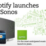 SONOS AND SPOTIFY