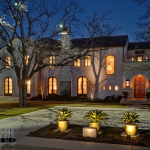 Doster Lighting - Recent landscape lighting upgrade from mercury vapor to LED